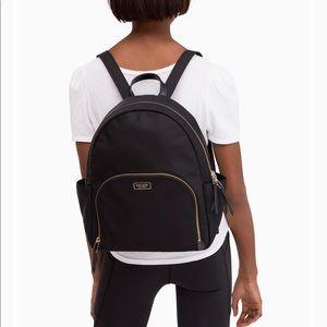 Kate Spade Dawn Large Nylon Backpack (black)